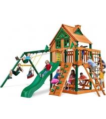 Игровой комплекс для дачи Playnation Рассвет Трихауз с рукоходом...