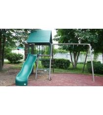 Игровой комплекс для дачи Playnation задний двор