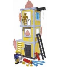 Игровой набор Пожарный Сэм Большая тренировочная база 9257652