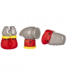 Набор игрушек Помогаю Папе Пома 3шт