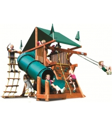 Детский городок Rainbow Play Systems Sunshine Castle Pkg I spacesaver