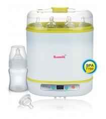 Стерилизатор для бутылочек баночек и аксессуаров Ramili BSS150 универсальный...