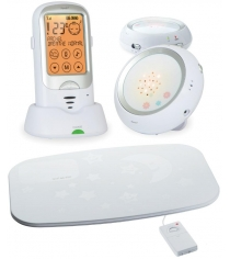Радионяня с монитором дыхания Ramili Movement Sensor Pad SP100