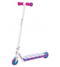 Двухколесный самокат Razor Party Pop фиолетовый 084109