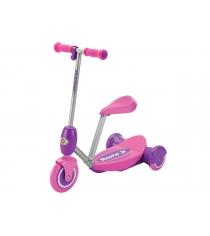 Электросамокат для самых маленьких Razor Lil E розовый