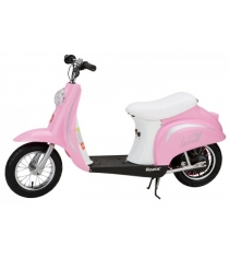 Электромобиль скутер Razor Pocket Mod 15130659 розовый