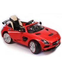 Электромобиль Mercedes Benz SLS VIP красный