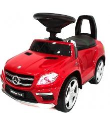 Каталка толокар Mercedes Benz A8 красный