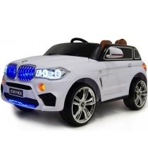 Электромобиль BMW E0 белый