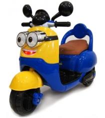 Детский мотоцикл Moto желтый