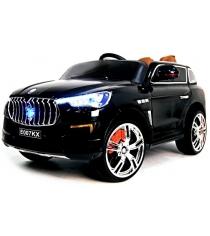 Электромобиль Maserati черный