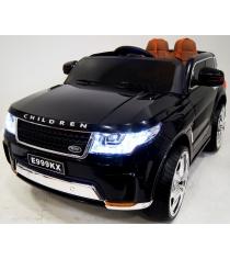 Электромобиль Range Rover Sport черный