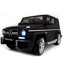 Электромобиль Mercedes Benz AMG черный