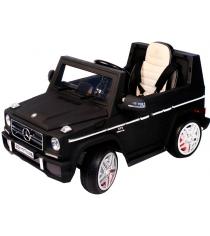 Электромобиль Mercedes Benz черный