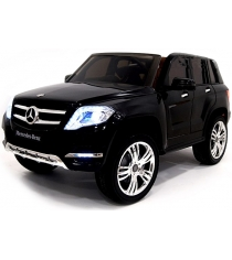 Электромобиль Mercedes Benz GL черный