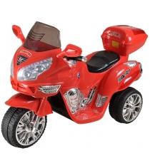 Электромобиль Moto HJ красный