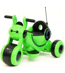 Детский мотоцикл Moto зеленый