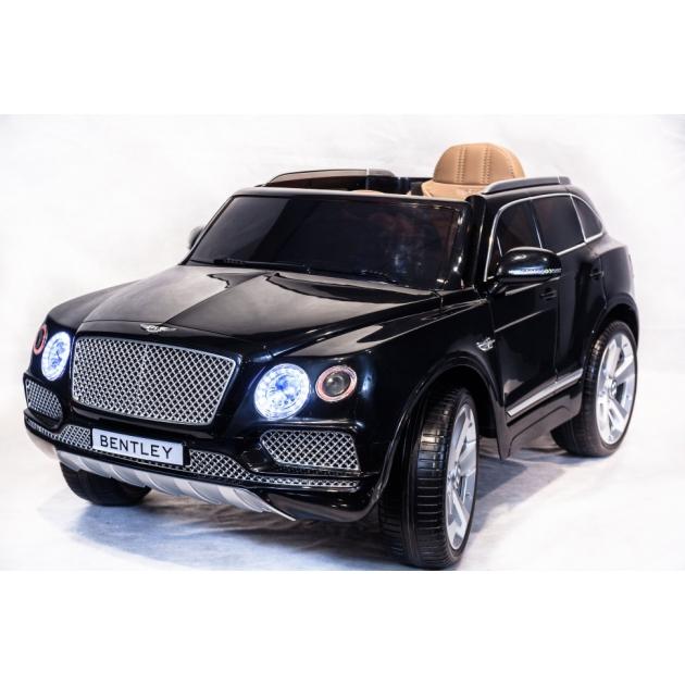 Электромобиль bentley bentayga JJ2158 черный