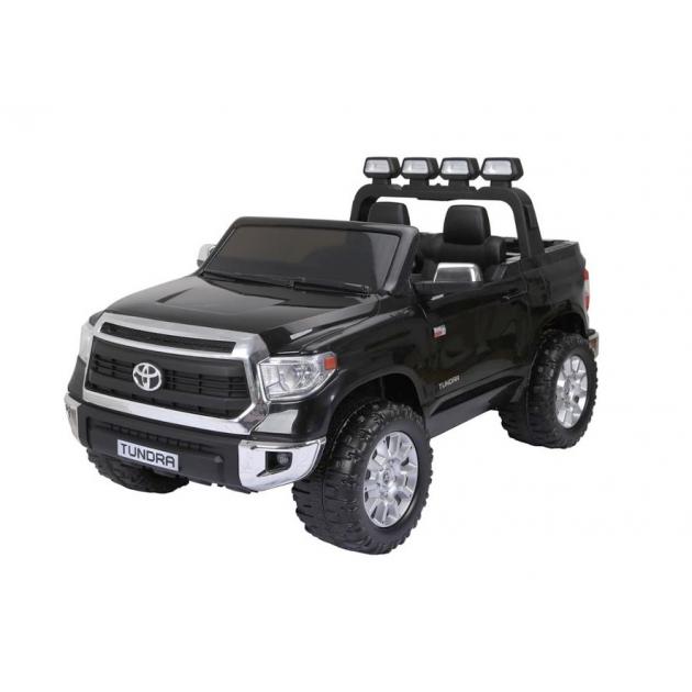 Электромобиль toyota tundra mini JJ2266 черный