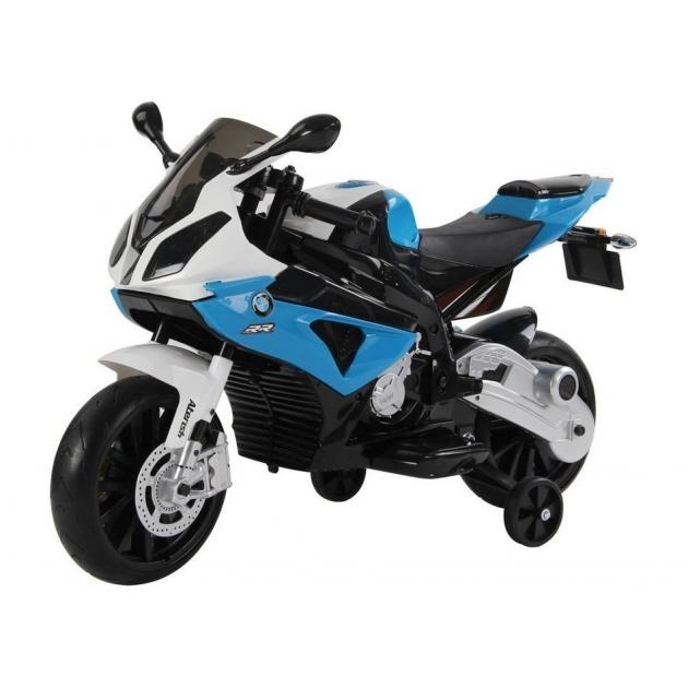 Мотоцикл bmw JT528 синий