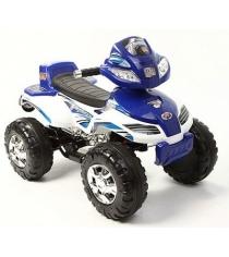 Электромобиль квадроцикл JY синий