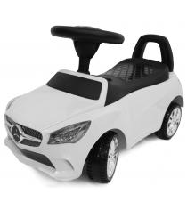 Каталка Толокар Mercedes белый