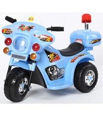 Детский мотоцикл Moto синий