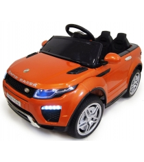 Электромобиль Range оранжевый