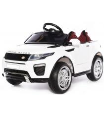 Электромобиль Range VIP белый