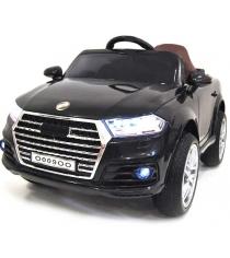 Электромобиль AUDI Vip чёрный