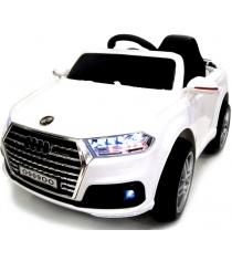 Электромобиль AUDI Vip белый