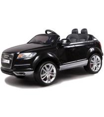 Электромобиль Audi Q7 черный