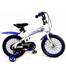 Двухколесный велосипед RVR RiverBike G-14 (от 3 до 5 лет) синий