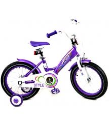 Детский двухколесный велосипед Rivertoys RiverBike M-12 (от 2 до 4 лет)...