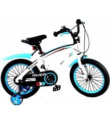 Детский двухколесный велосипед Rivertoys RiverBike Q-14 (от 3 до 5 лет)...