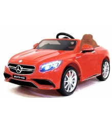 Электромобиль Mercedes Benz с дистанционным управлением