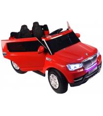 Электромобиль BMW T0 красный