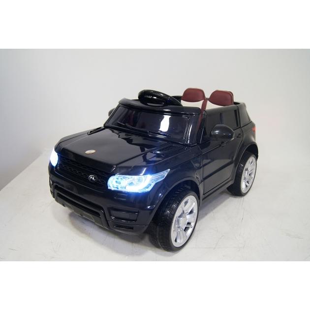 Электромобиль range E004EE черный