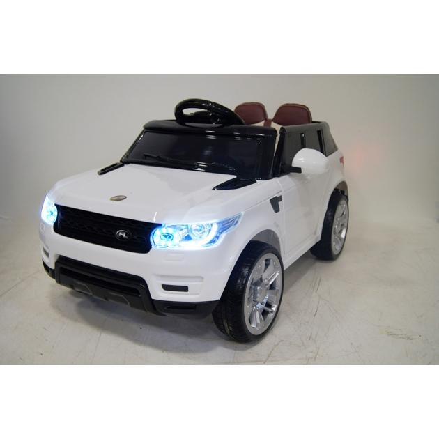 Электромобиль range E004EE белый