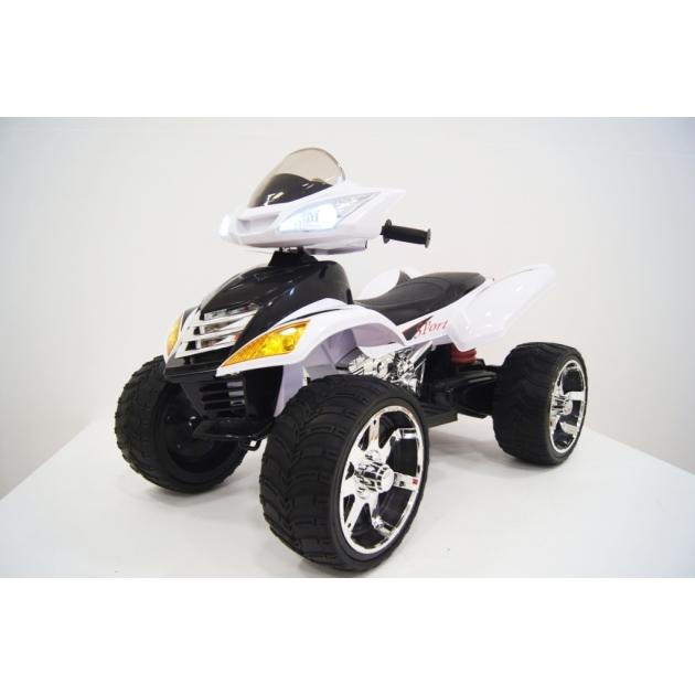 Квадроцикл Е005КХ-A белый