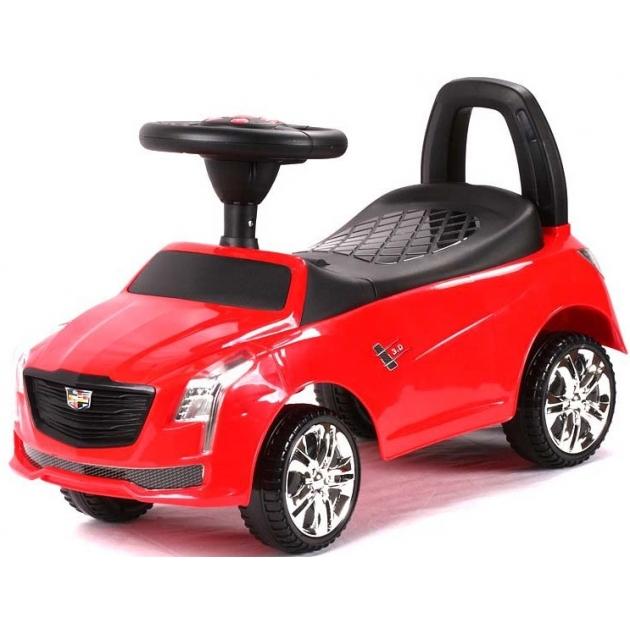 Каталка толокар Cadillac красный