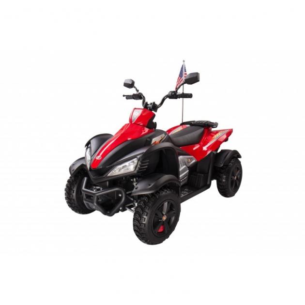 Квадроцикл P333PP красный