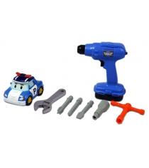 Набор иструментов с Умной машинкой 83030 Робокар Поли