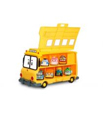 Кейс для хранения машинок Скулби (вместимость 14 машинок) 83148 Робокар Поли