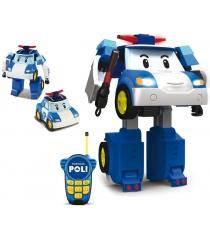 Робот-трансформер Silverlit Robocar Poli 31 см 83185