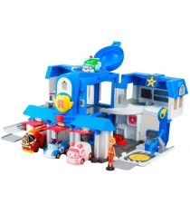 Игровой набор Robocar Poli Штаб квартира 2 83304
