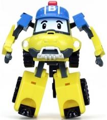 Хит тв рекламы Баки трансформер 10 см Robocar Poli 83308