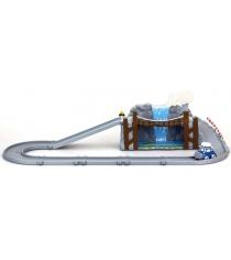 Набор Робокар Поли Обрушающийся мост с металлической машинкой Масти 83317