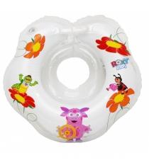 Круг на шею ROXY KIDS Лунтик 2 для купания малышей LR002