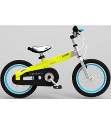 Двухколесный велосипед Royal Baby Alloy Buttons Diy 4-8 лет RB16-16...